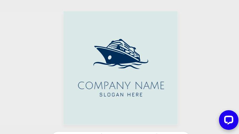Free Shipping Company Logo