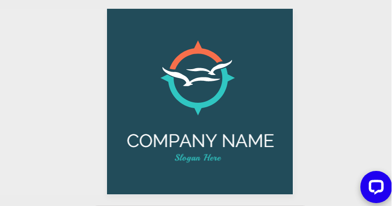 Free Shipping Logo Template