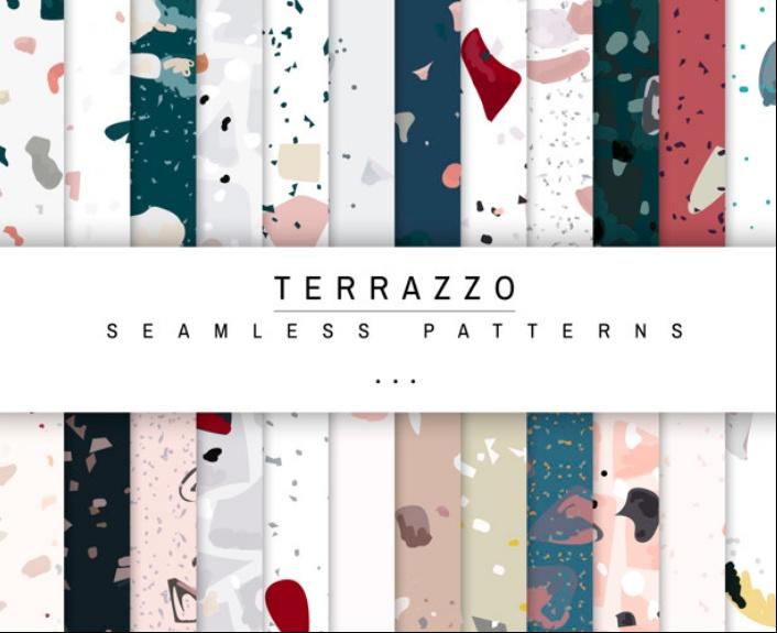 Free Terrazzo Seamless Textures