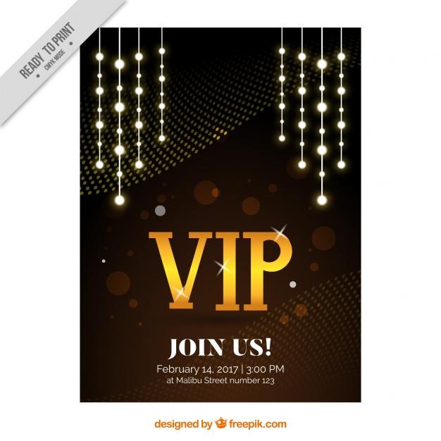 Free VIP agency Flyer