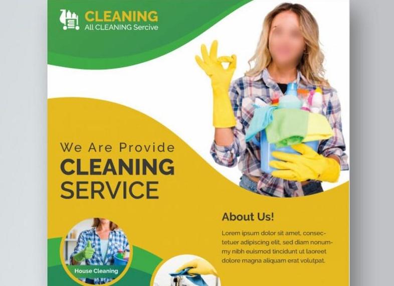 Free Washing Flyer Templates