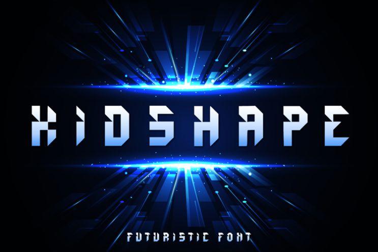 Futuristic Branding Fonts