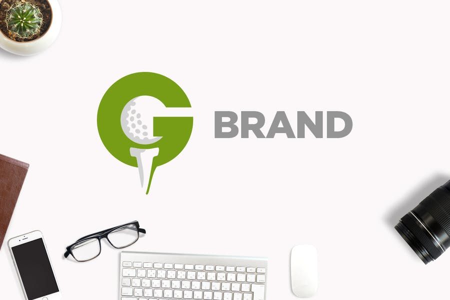 G Letter Logo Idea