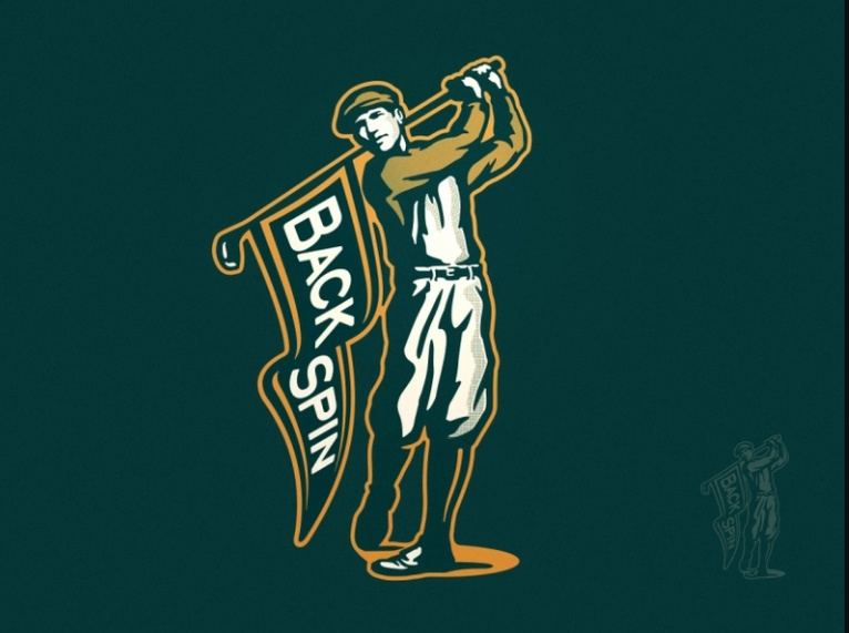 Golf Apparel Logo Idea