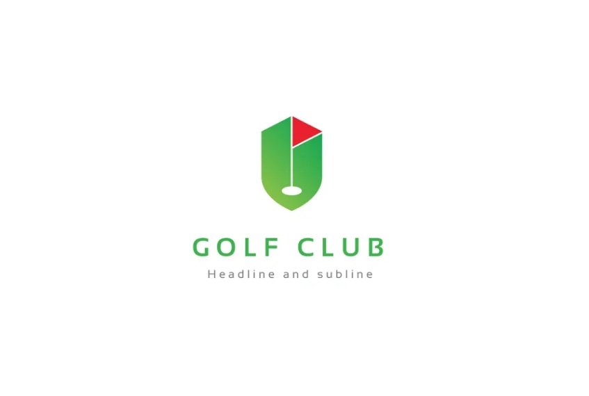 Golf Club Branding Templates