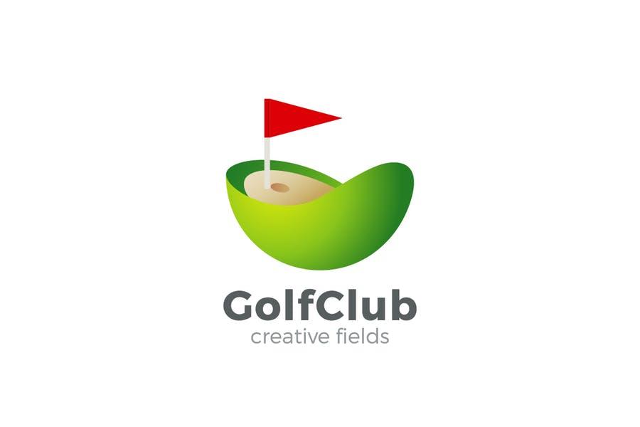 Golf Field Branding Templates