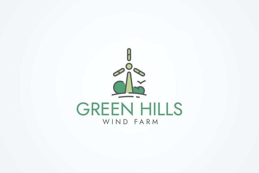 Green Hills Logo Templates