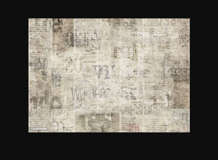 Grungy Newspaper Textures