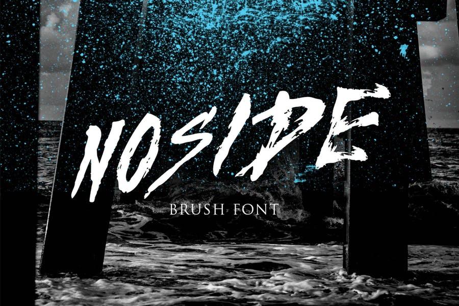Handrawn Brush Fonts