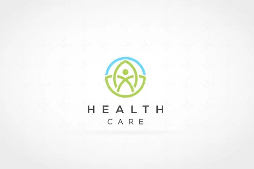 Healthcare Vector Logotype