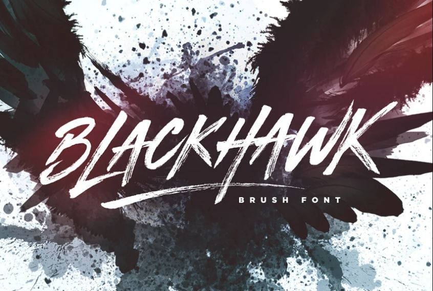 Heavy Metal Style Fonts