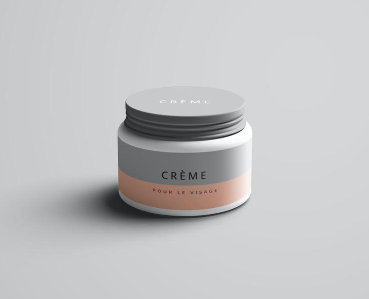 21+ Free Cream Jar Mockup PSD Download