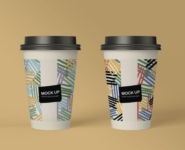 20+ Free Paper Coffee Cup Mockup PSD Downloads