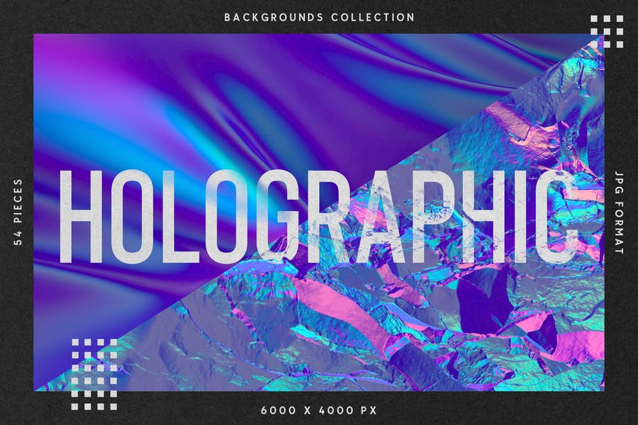 Holographic Background Collection