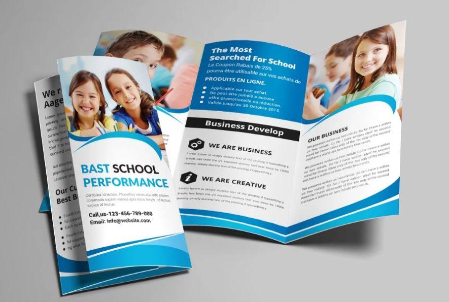Junior School Ad Brochures