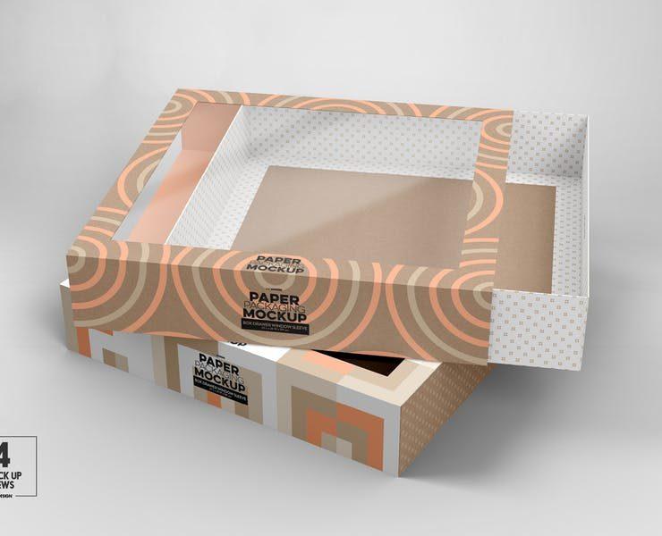21+ Window Box Mockup PSD Templates Download