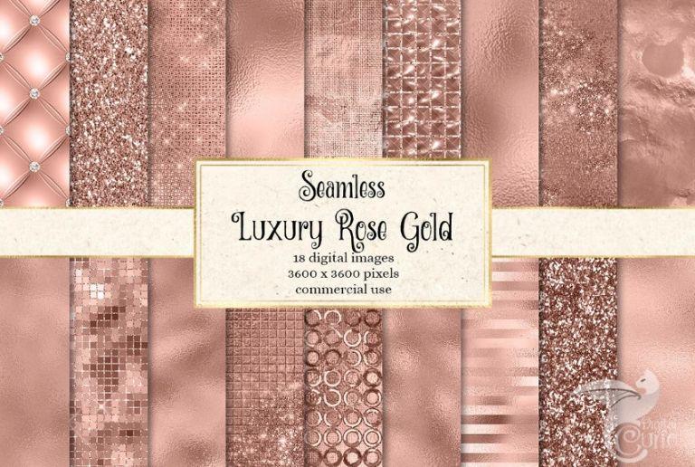 Luxury Seamless Textures