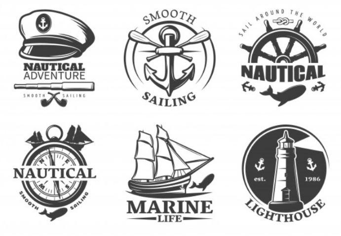Marine Life Logo