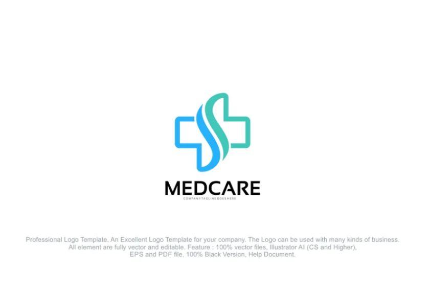 Medical Health Care Logo