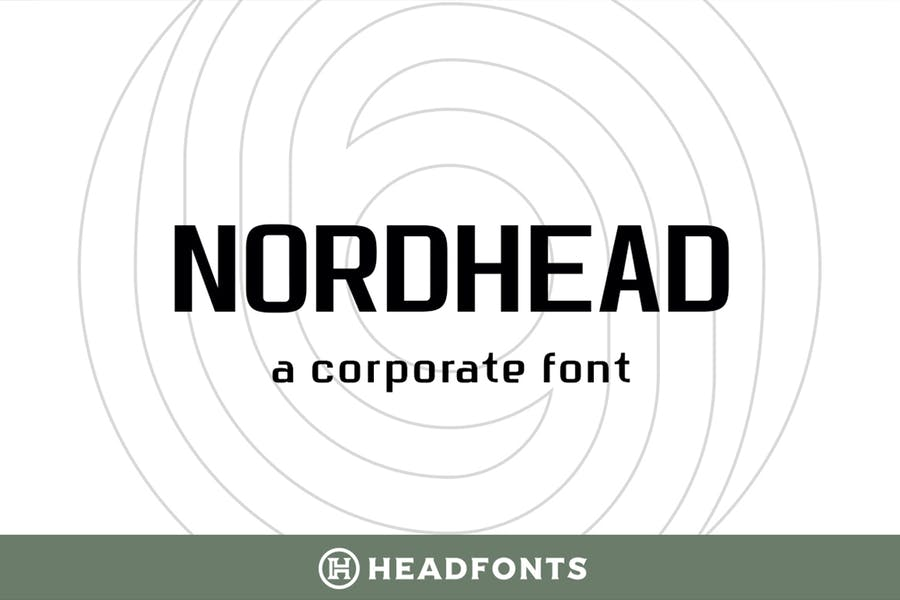 Modern Corporate San Serif Fonts