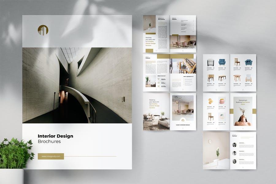 Multipurpose Design Brochures