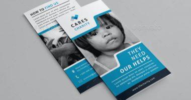 Charity Brochure template