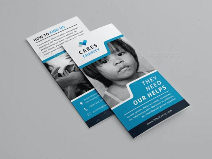14+ Creative Charity Brochure Template Design Download
