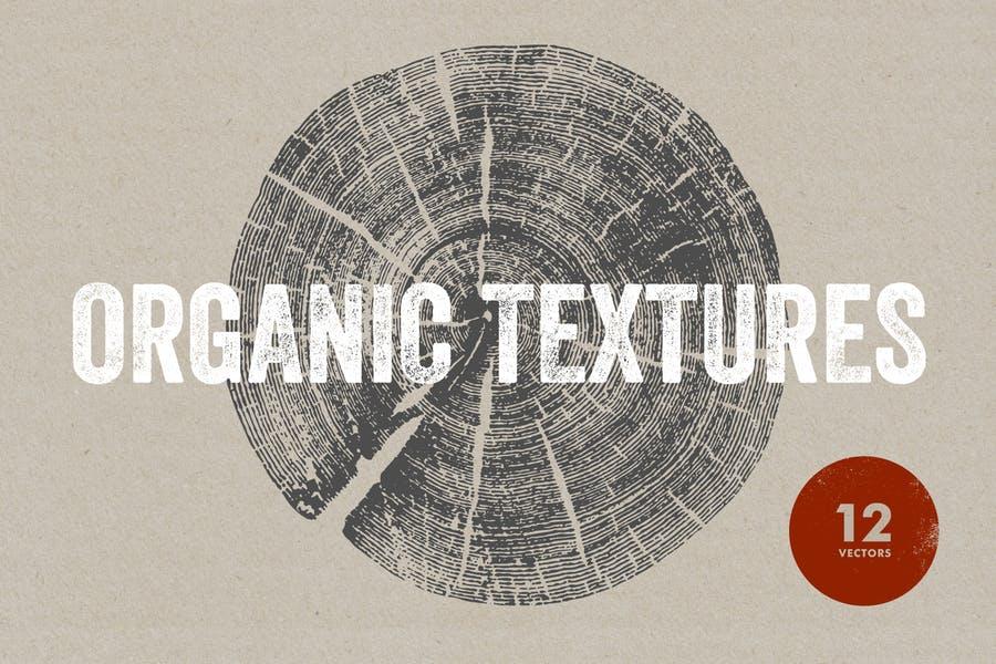 Organic Wooden Textures