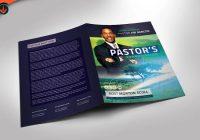 Pastor Brochure Template