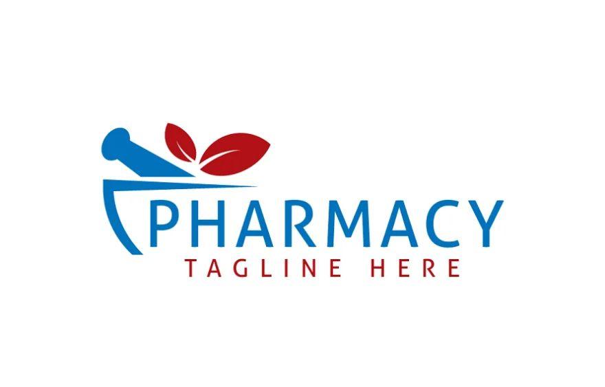Pharmacy Branding Identity design