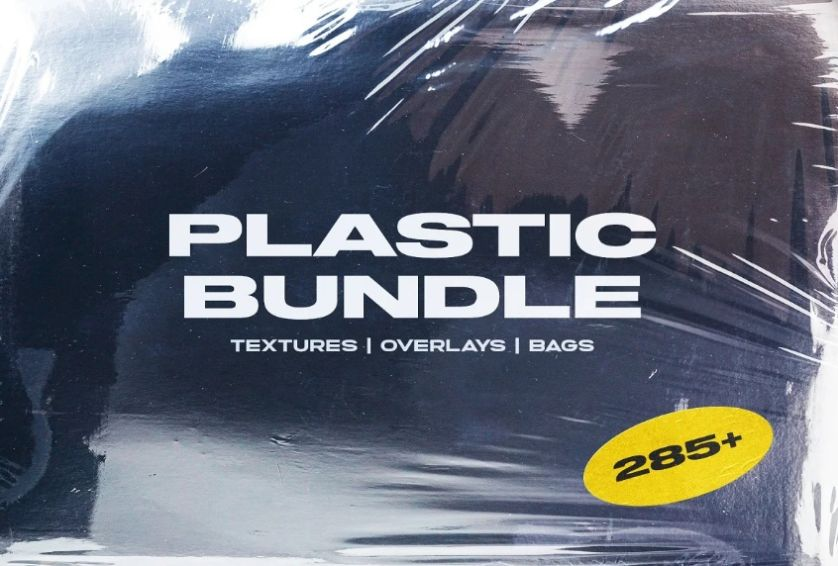 Plastic Overlay Packaging Textures