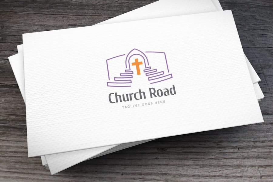 Prayer House Identity Design