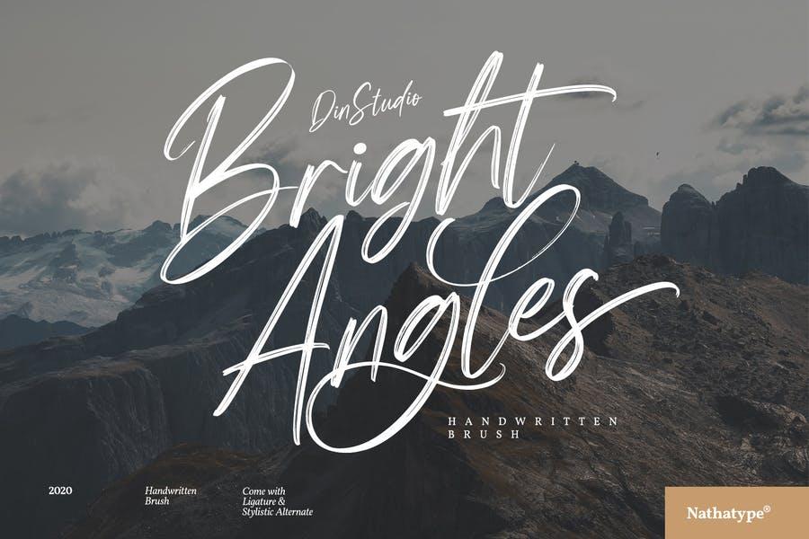 Professional Handwritten Angel Fonts