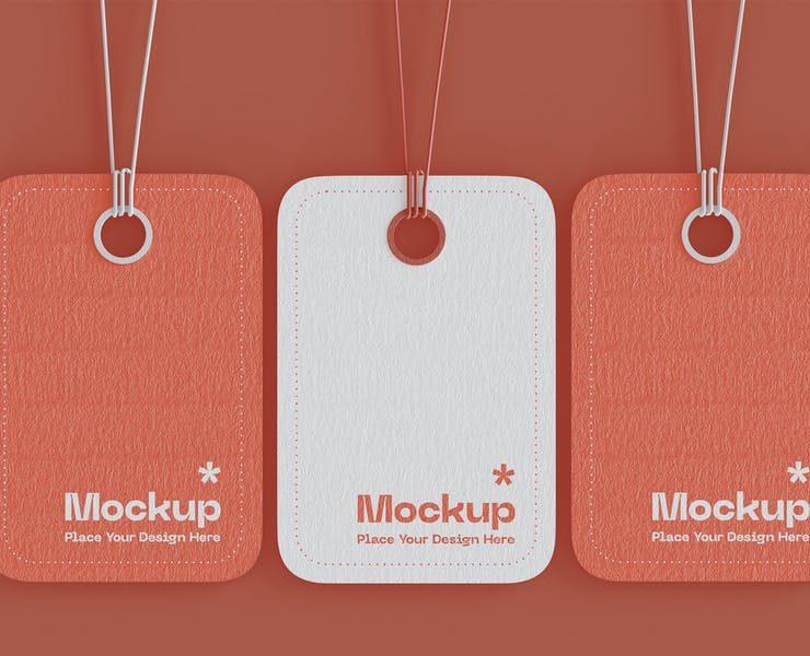15+ Free Hang Tag Mockup PSD Downloads