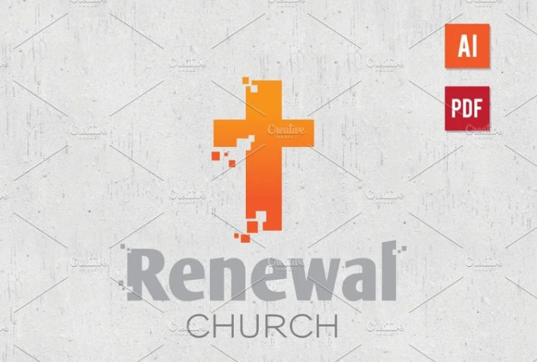 Renewal Church Identity Design