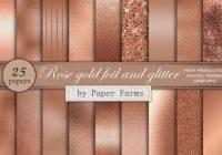 Rose Gold Texture