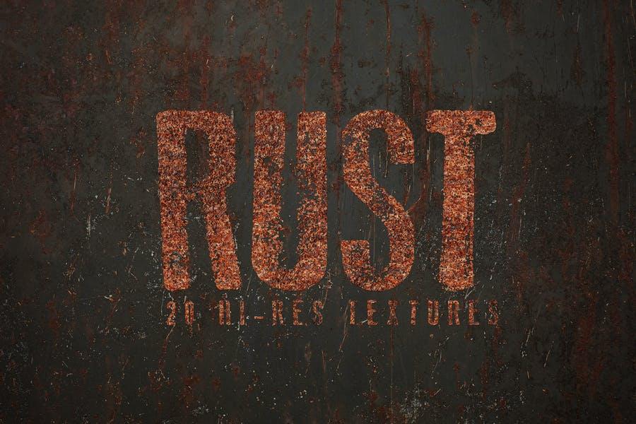Rust Background Textures