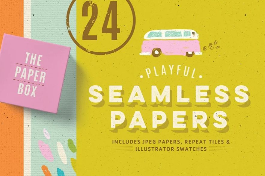 15+ Free Seamless Paper Texture Downloads