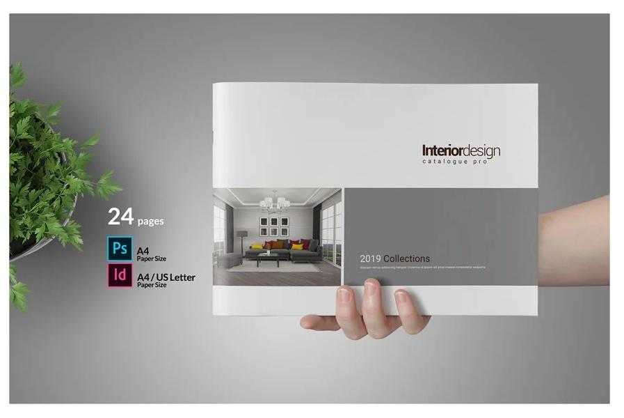 Creative InDesign Brochure Templates