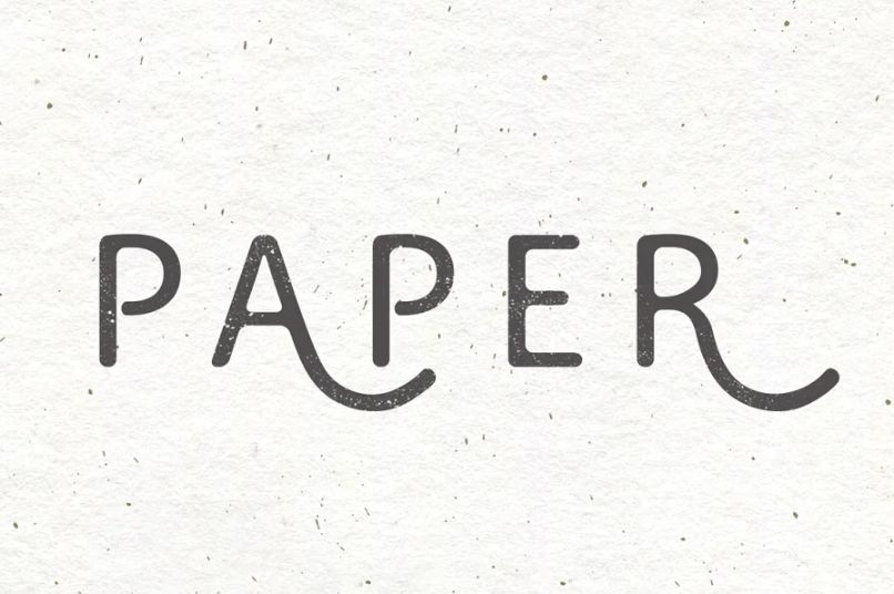 Simple Seamless Paper Backgrounds