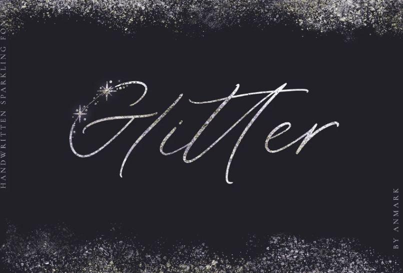 Sparkling Winter Fonts