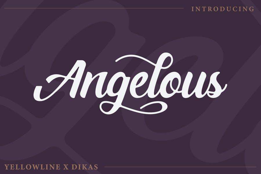 Stylish Bold Typefaces