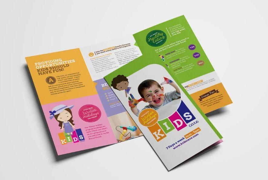 Tri Fold School Brochures