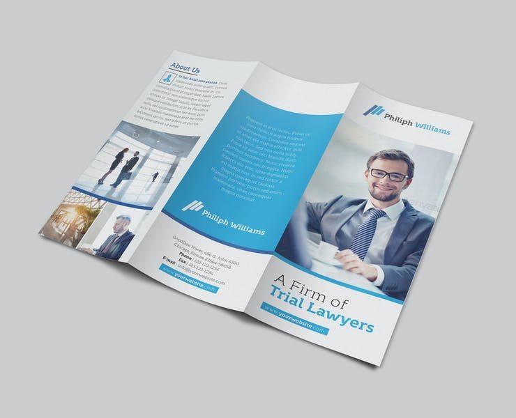 19+ Free Law Brochure Template Downloads