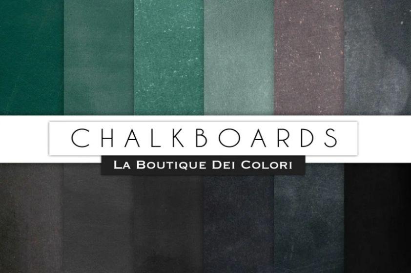 Vintage Chalkboard Backgrounds