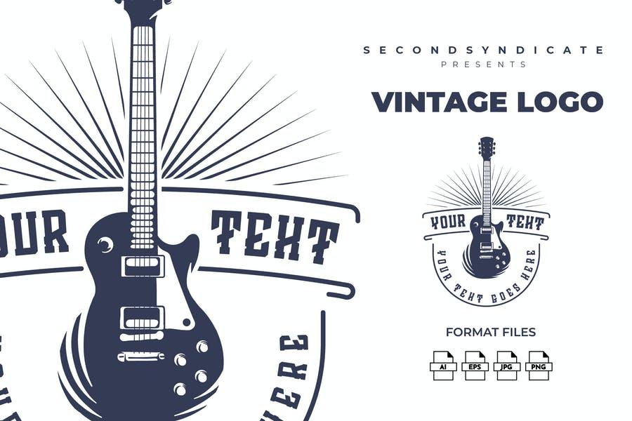Vintage Logo Design Identity