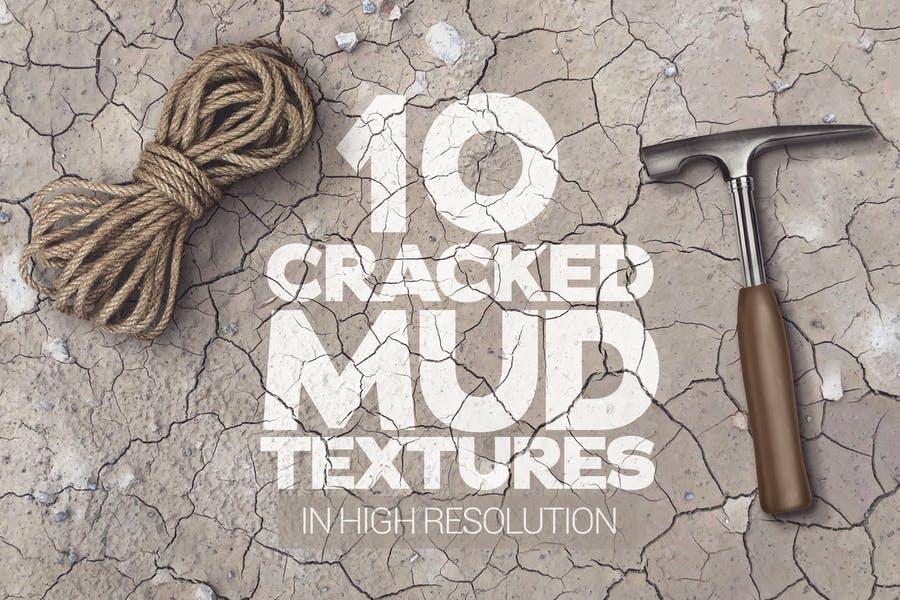 Vintage Mud Textures