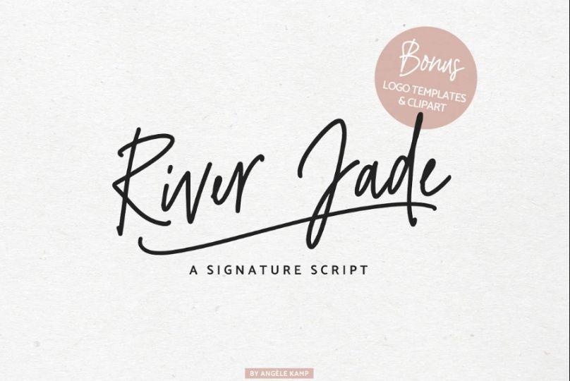 hand Written Signature fonts