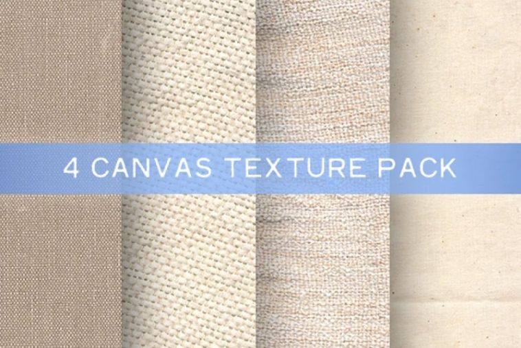 4 Fabric Textures Pack