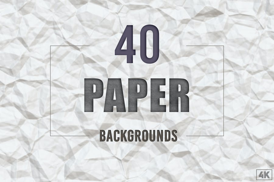 40 Creative Paper Backgrounds